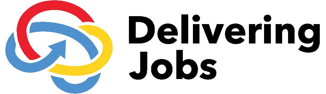 logo for Delivering Jobs