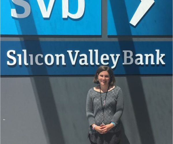 Julie at SVB Bank