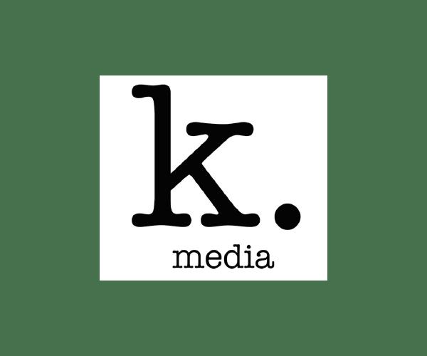 logo for K media