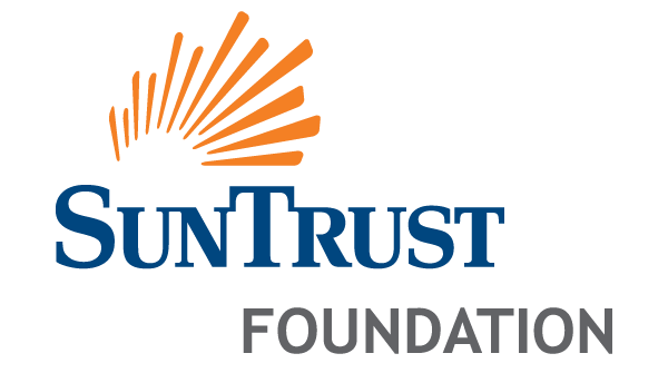 logo for the SunTrust foundation