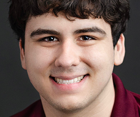 Headshot of Kevin Valdez