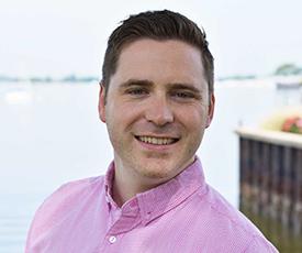 Headshot of Patrick Bardsley